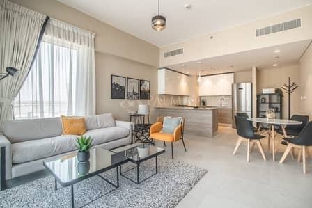 2 Bedroom Flat for Rent in Dubai Studio City, Dubai - Stylish 2BR |Community View|2 Car Parking| Olivara