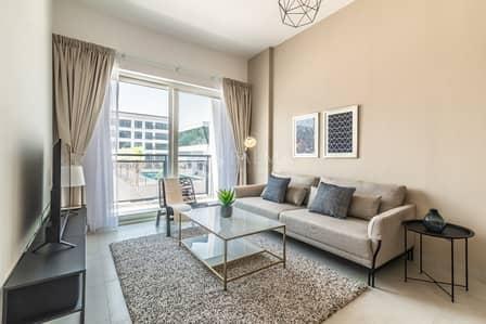 شقة 1 غرفة نوم للايجار في مدينة دبي للاستديوهات، دبي - Modern Living | Olivara Residences and Park| 1 Bedroom