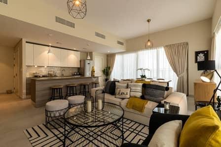 شقة 2 غرفة نوم للايجار في مدينة دبي للاستديوهات، دبي - New Development|Olivara Residences and Park | 2 bed