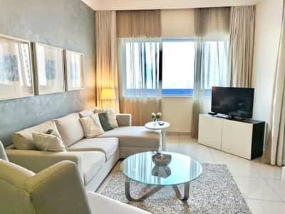 2 Bedroom Apartment for Rent in Downtown Dubai, Dubai - Spacious condo located across Dubai Mall