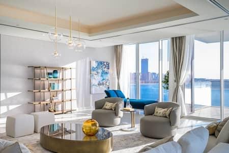 فلیٹ 3 غرف نوم للبيع في نخلة جميرا، دبي - The Best HF PH in Dubai Facing the Beach