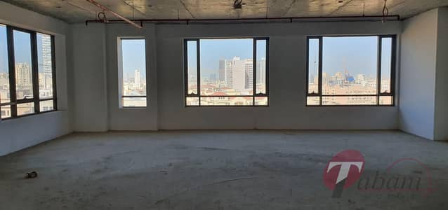 Office for Rent in Jumeirah Village Circle (JVC), Dubai - Shell and core office space available for rent with 2 month Grace period