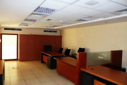 Showroom for Rent in Mussafah, Abu Dhabi - BiG SHOWROOME WITH PERFECT VIEW