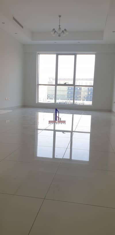 فلیٹ 1 غرفة نوم للايجار في النهدة، الشارقة - LUXURIOUS  1bhk with parking free 1MONTH and Gym pool