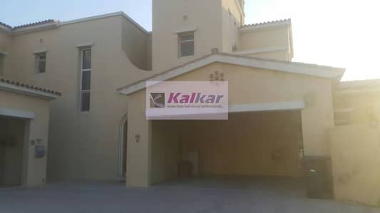Huge Offer !!!! Type A, Palmera 4, Arabian Ranches, Spacious 3 B/R + Maid for Rent @ 160 K