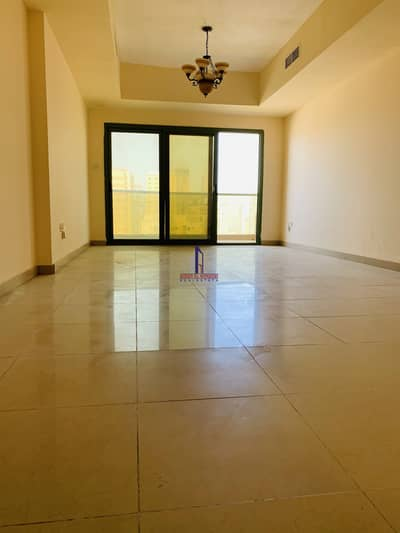 2 Bedroom Flat for Rent in Al Nahda, Sharjah - 1 month free 2bhk with wardrobe with balcony rent 32k in 6chqs