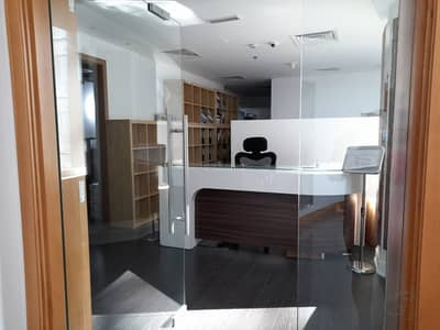 Office for Rent in Barsha Heights (Tecom), Dubai - Fully Fitted and Partition I Huge and Spacious Office I Nicely Maintained