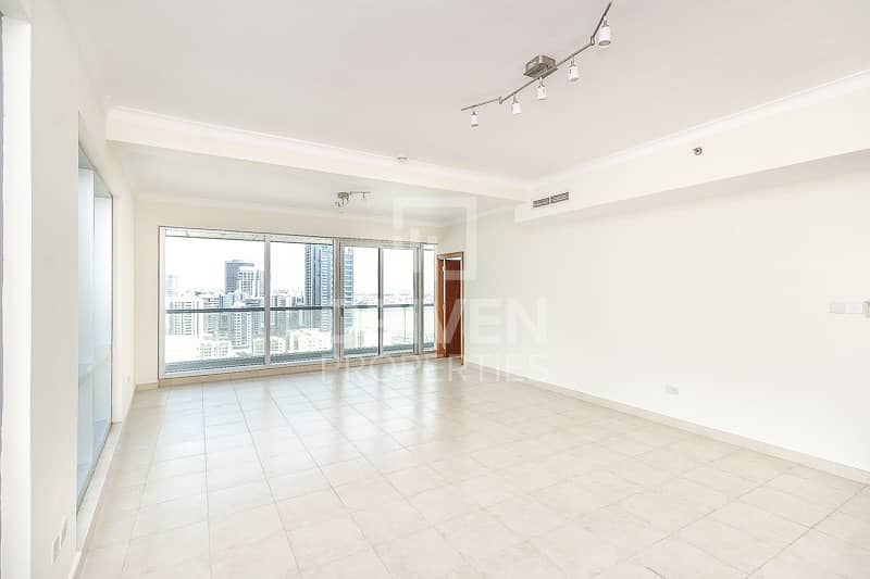 Spacious 2 Bdr apartment | W/ Canal view