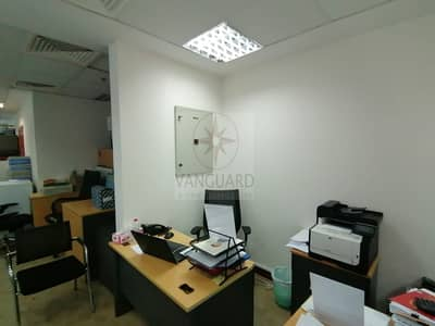 Office for Rent in Business Bay, Dubai - Fully Fitted 2 Offices with Partition in Sobha Ivory 2