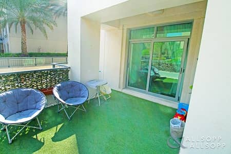 2 Bedroom Flat for Rent in The Views, Dubai - Large Terrace | Unfurnished | 2 Bedrooms