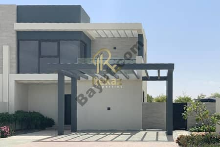 Own a golf view villa in installments over 4 years