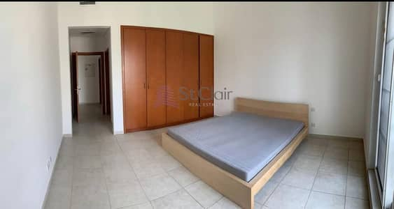 1 Bedroom Flat for Sale in Green Community, Dubai - GREEN CUMMUNITY HUGE 1BR LAKE APARTMENT 495K