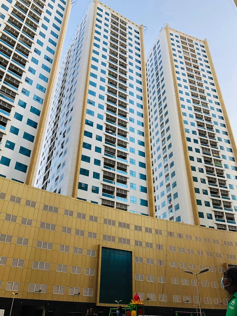 2 BHK available for sale in ajman pearl