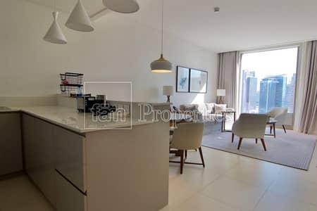 فلیٹ 1 غرفة نوم للبيع في وسط مدينة دبي، دبي - Fully furnished I Serviced I Vacant I Luxury