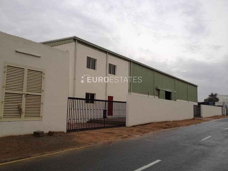 2 3 Floor Warehouse & Labor Camp | Near Emirates Road
