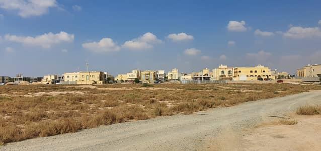 Plot for Sale in Al Helio, Ajman - G+2 Plot for Sale close to Emirates Road, Ajman