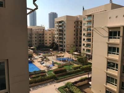 فلیٹ 1 غرفة نوم للايجار في الروضة، دبي - Middle Floor | Ready To Move | Well Maintained