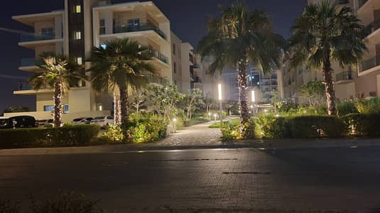 No deposit corner flat parking,balcony,plying area,swimming pool