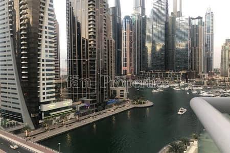 3 Bedroom Apartment for Rent in Dubai Marina, Dubai - FULL MARINA VIEW  I Maid Room I Study Room I