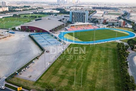شقة 1 غرفة نوم للبيع في مدينة دبي الرياضية، دبي - Great Deal | Spacious Layout | High Floor