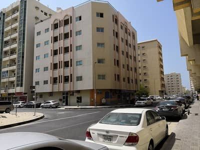 2 Bedroom Flat for Rent in Bu Tina, Sharjah - 2 Bed Room Hall Flat With Balcony Near Nesto Hypermarket Butina Sharjah