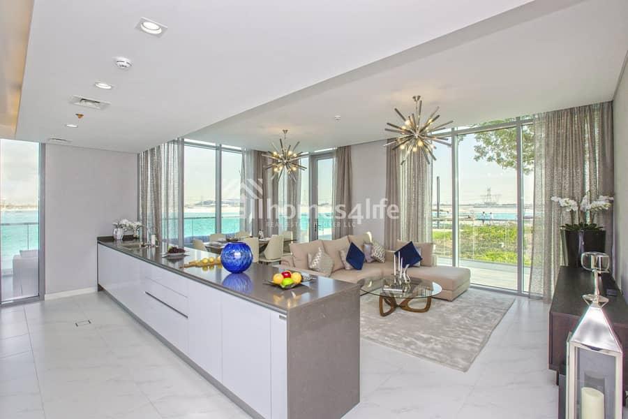 2 Lagoon Views | Heart of Dubai | 4 BR MBR