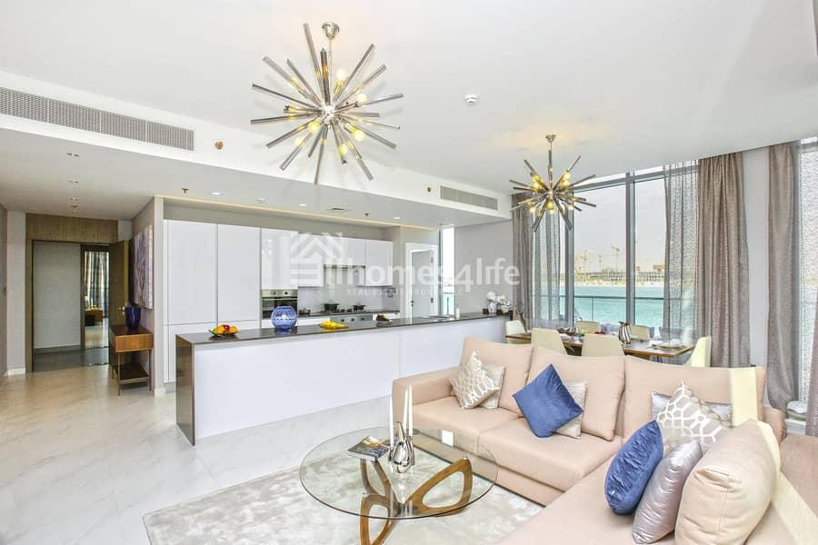 14 Lagoon Views | Heart of Dubai | 4 BR MBR