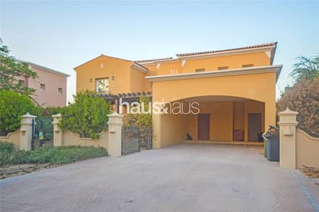 6 Bedroom Villa for Rent in Arabian Ranches, Dubai - VACANT   Golf Course View   Private Pool