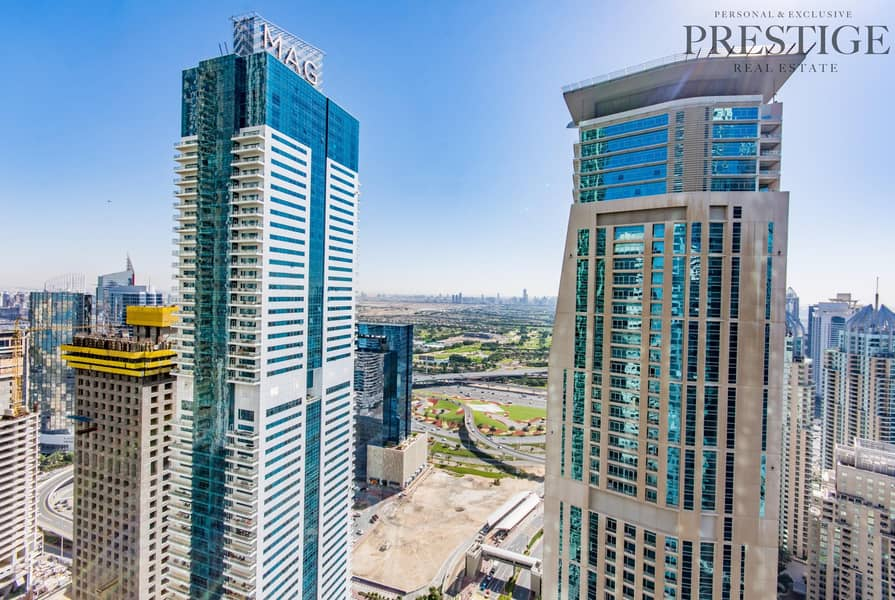 02 - 2Bed in Torch Tower | Golf view | Dubai Marina