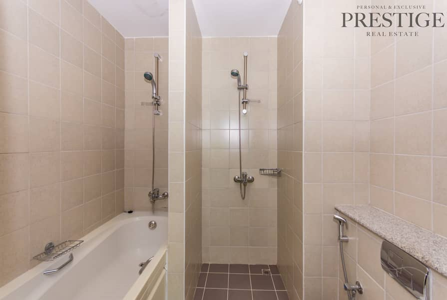 21 02 - 2Bed in Torch Tower | Golf view | Dubai Marina
