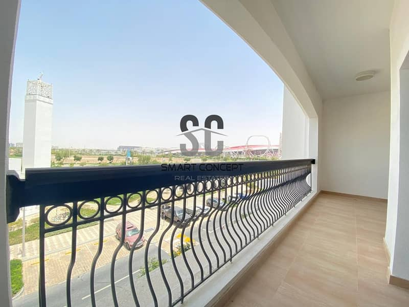 2 Luxury Deal |Stunning View | Multiple balconies