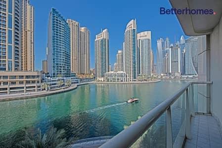 فلیٹ 4 غرف نوم للايجار في دبي مارينا، دبي - Exclusive   Full Marina View   Huge Apartment