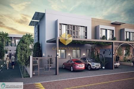 4 Bedroom Villa for Sale in Al Rahmaniya, Sharjah - Luxury 4 Bedroom Villa | Sustainable City | Easy Payment plan