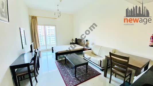 Studio (Fully Furnished ) Rent In Elite Residence 2