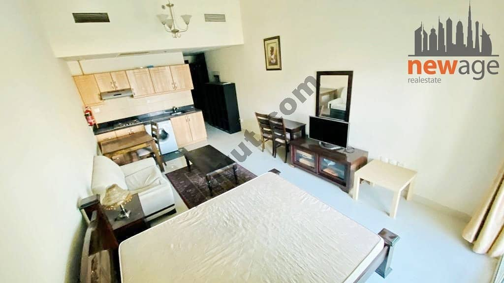 2 Studio (Fully Furnished ) Rent In Elite Residence 2