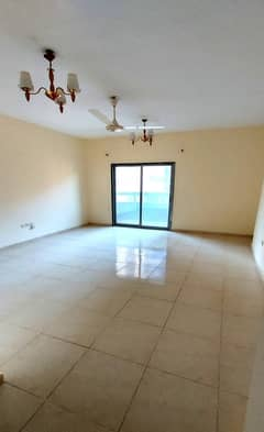 One Bedroom Hall with Balcony in King Faisal Road Ajman