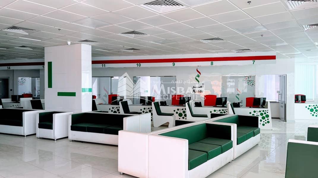 2 834 sq.ft. Fully Setup Amer Showroom near Deira City Center