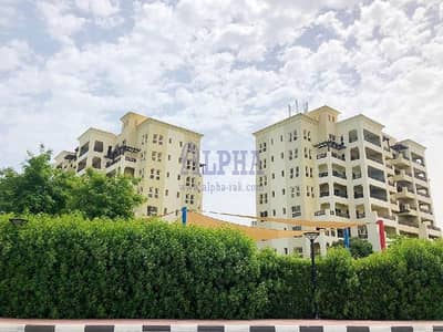Studio for Sale in Al Hamra Village, Ras Al Khaimah - Lagoon View | Wonderful Community | Best Market