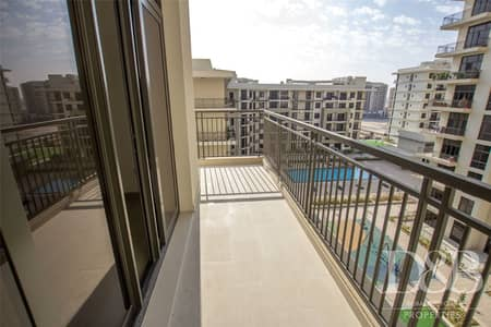 Full Pool View | Huge Balcony | Biggest Layout