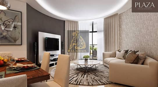 Attractive Payment Plan  10% Deposit  1BR Service Apartment in Al Furjan  Fully Furnished
