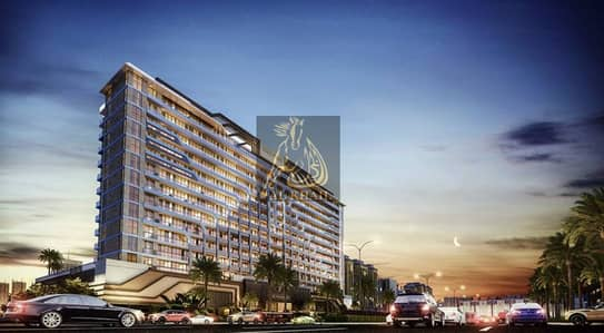 Affordable Studio Service Apartment in Al Furjan  Flexible Payment Plan