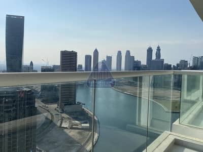 2 Bedroom Apartment for Rent in Business Bay, Dubai - Full Canal View | High Floor | Brand New | Close Kitchen with Window | Fully Furnished 2 Bedroom |