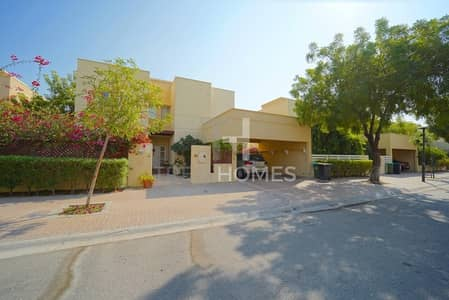 5 Bedroom Villa for Rent in The Meadows, Dubai - Type 7 I Single Row I Great Location I Immaculate