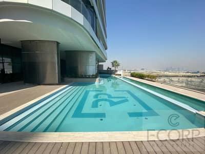 شقة 1 غرفة نوم للايجار في وسط مدينة دبي، دبي - Luxurious Finish | Brand New | Huge Layout