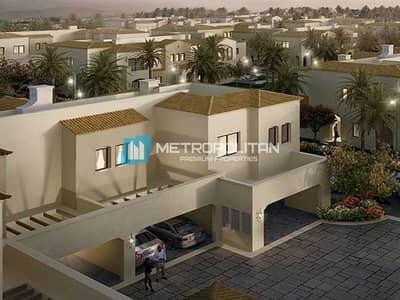 3 Bedroom Townhouse for Sale in Dubailand, Dubai - Near Pool I Single Row I in P8 I Handover soon