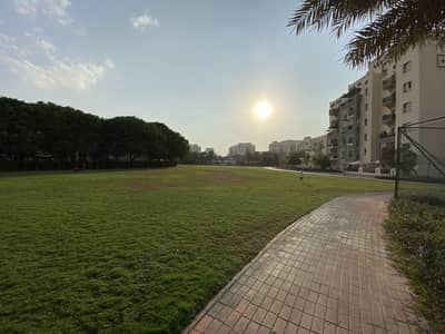 1 Bedroom Flat for Rent in Remraam, Dubai - 1 Bed Room With Huge Terrace In Al Thamam Front Of Tennis Court