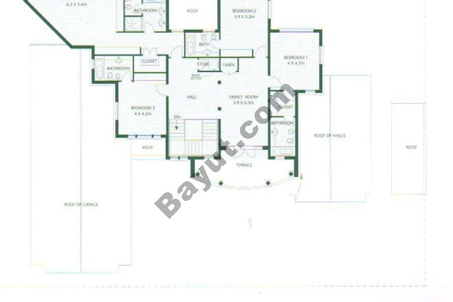 5 Furnished luxury villa ready for new tenant