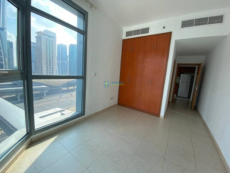 Chiller Free with Appliances One Bedroom   Next to Metro Station