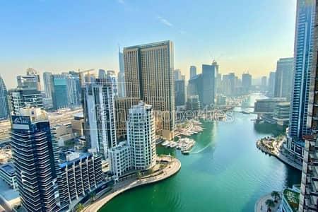 شقة 1 غرفة نوم للايجار في دبي مارينا، دبي - Modern 1 Bedroom Apartment