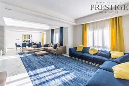فیلا 4 غرف نوم للبيع في السهول، دبي - Type 12| 4 Bed + Maid| Single Row| Large Plot